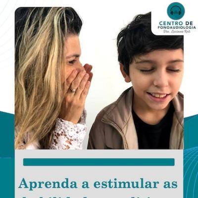 EBOOK-Aprenda a estimular as habilidades auditivas nas crianças: Um guia prático!