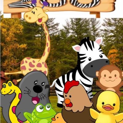 Jogo  GRATUITO Zoo